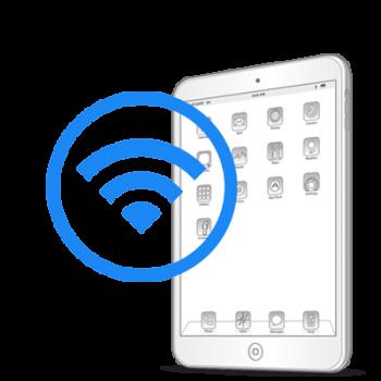 Замена антенны WiFi iPad mini