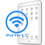 iPad Pro - Замена антенны WiFi 9.7ᐥ