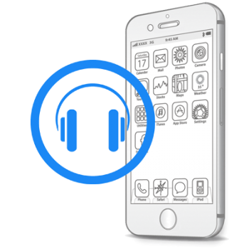 Замена аудио-разъёма (вход для наушников) для iPhone 6S