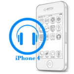 Ремонт iPhone 4 Замена аудио-разъёма (вход для наушников)