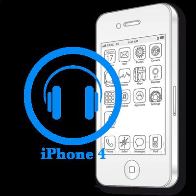 iPhone 4 - Заміна аудіо-роз'єму (вхід для навушників)