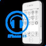 4S- Замена аудио-разъёма (вход для наушников) iPhone