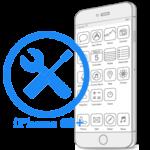 6S Plus iPhone - Замена аудиокодека