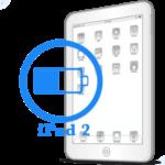 iPad - Замена батареи (аккумулятора) 2