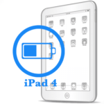 iPad 4- Замена батареи (аккумулятора)