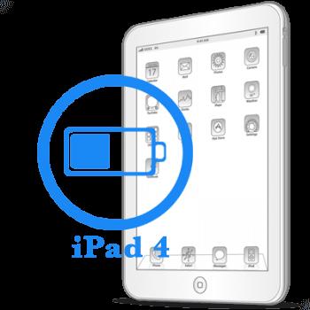 Ремонт Ремонт iPad iPad 4 Замена батареи (аккумулятора)