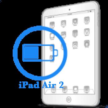 iPad Air 2 Замена батареи (аккумулятора)