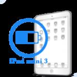 Замена батареи (аккумулятора) iPad mini 3