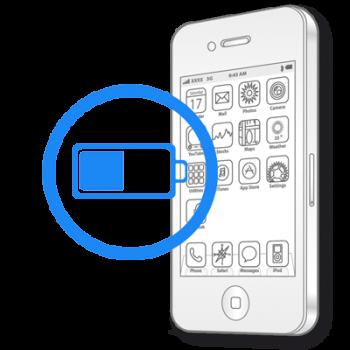 Замена батареи (аккумулятора) iPhone 4