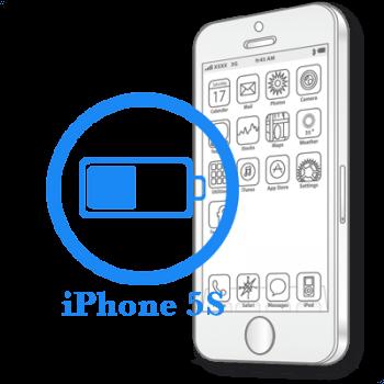 Замена батареи (аккумулятора) iPhone 5S