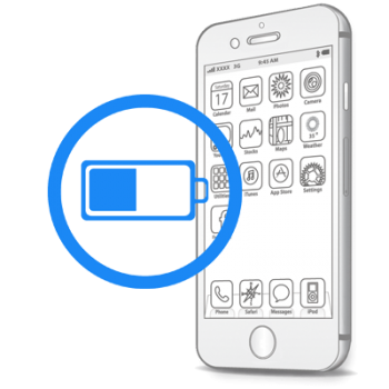Замена батареи (аккумулятора) iPhone 6