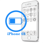 iPhone 6S - Замена батареи (аккумулятора)