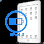 iPad3- Замена батареи (аккумулятора)