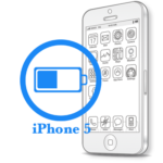 iPhone 5 - Замена батареи (аккумулятора)