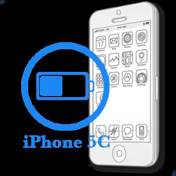 iPhone 5C - Замена батареи (аккумулятора)