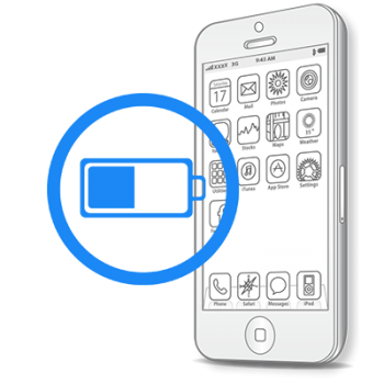 Замена батареи (аккумулятора) iPhone 5C