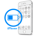iPhone 7- Замена батареи (аккумулятора)