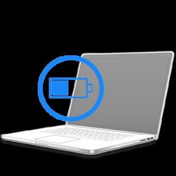 Замена батареи на MacBook Pro Retina