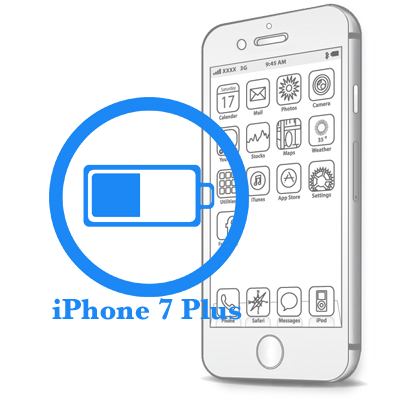iPhone 7 Plus Заміна батареї (акумулятора)