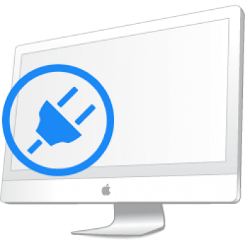 """Ремонт Ремонт iMac и MacBook iMac 21.5"""" (A1311) и 27"""" (A1312) 2009-2011 Замена блока питания на iMac A1311 A1312"""