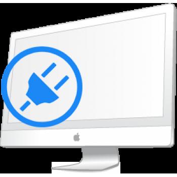 Замена блока питания на iMac