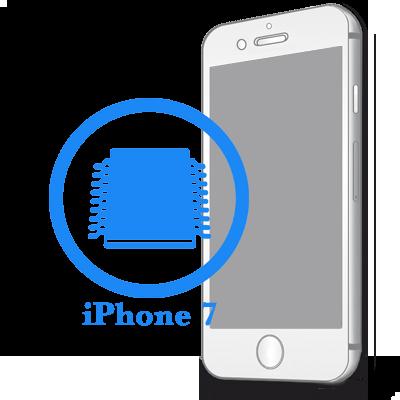iPhone 7 - Восстановление/замена контроллера изображения (подсветки)
