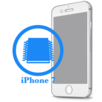 iPhone 7- Замена системной платыiPhone