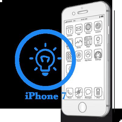 Ремонт iPhone 7 Заміна датчиків освітлення та приближення