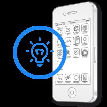 Замена датчиков освещения и приближения iPhone 4S