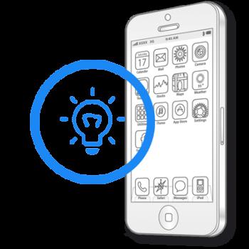 Замена датчиков освещения и приближения iPhone 5