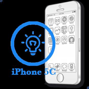 Ремонт iPhone 5C Замена датчиков освещения и приближения