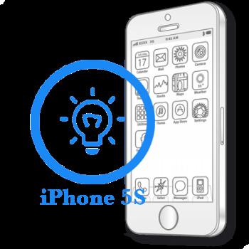 Ремонт iPhone 5S Замена датчиков освещения и приближения
