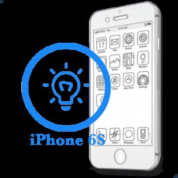 Ремонт iPhone 6S Замена датчиков освещения и приближения