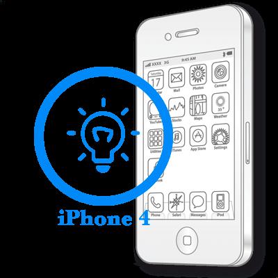 Ремонт iPhone 4 Заміна датчиків освітлення та приближення