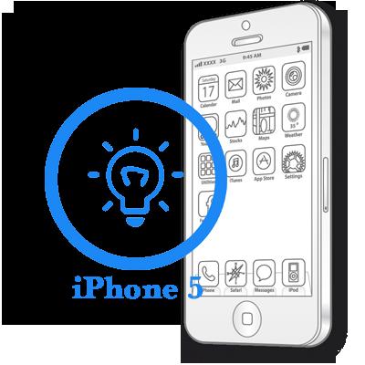 Ремонт iPhone 5 Заміна датчиків освітлення і приближення