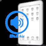 iPad - Замена полифонического динамика Air
