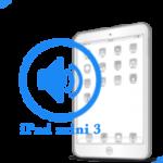 Ремонт Ремонт iPad iPad mini 3 Замена динамика