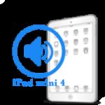 mini 4 iPad - Замена динамика Mini 4