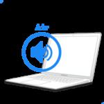 Замена динамика на MacBook Air 2010-2017