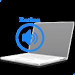Замена динамика на MacBook Pro Retina 2012-2015