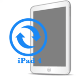 iPad 4- Замена экрана (дисплея)