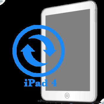 Ремонт Ремонт iPad iPad 4 Замена экрана (дисплея)