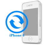 iPhone 4 - Замена контроллера изображения (подсветки)