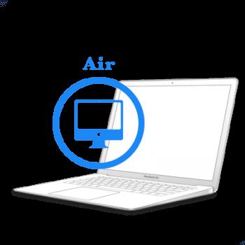 Air- Замена экрана в сборе MacBook