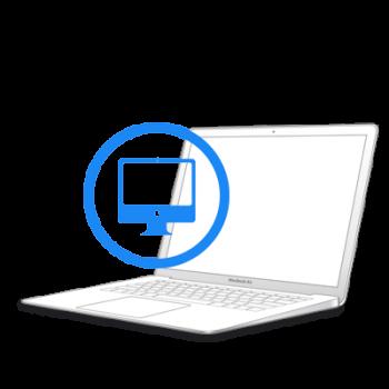Замена экрана в сборе MacBook Air