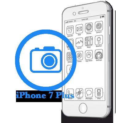 7 Plus iPhone - Замена задней (основной) камеры оригинал