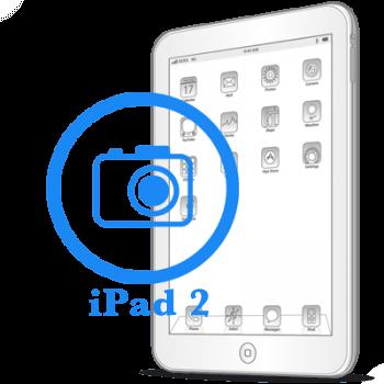 Замена фронтальной (передней) камеры iPad 2