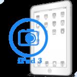 Замена фронтальной (передней) камеры iPad 3
