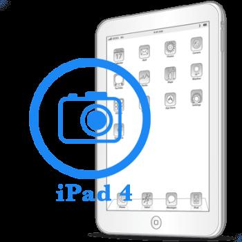 Ремонт Ремонт iPad iPad 4 Замена фронтальной (передней) камеры