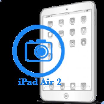 Замена фронтальной (передней) камеры iPad Air 2